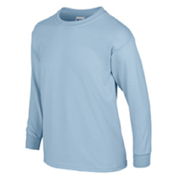 meilleures baskets 57a3e 081a6 YOUTH LONG SLEEVE T-SHIRT - Impression Outfitters